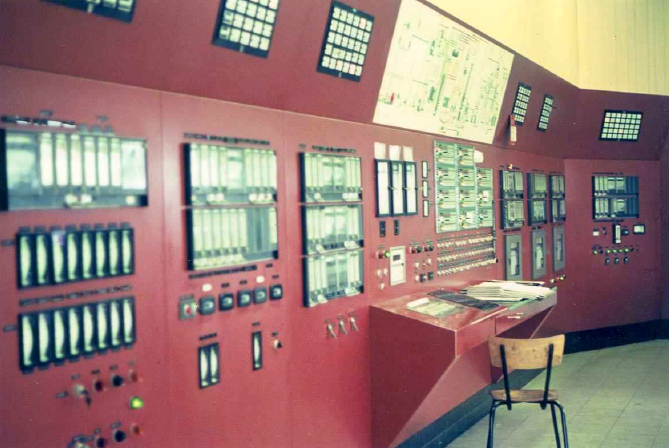 1984 controleroom before computers
